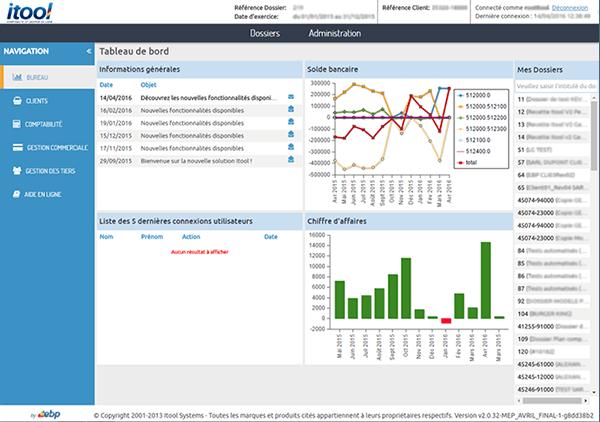 iTool - comptabilité en ligne et logiciel de gestion
