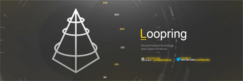 Loopring - decentralized, automated trade execution system reducing trading costs