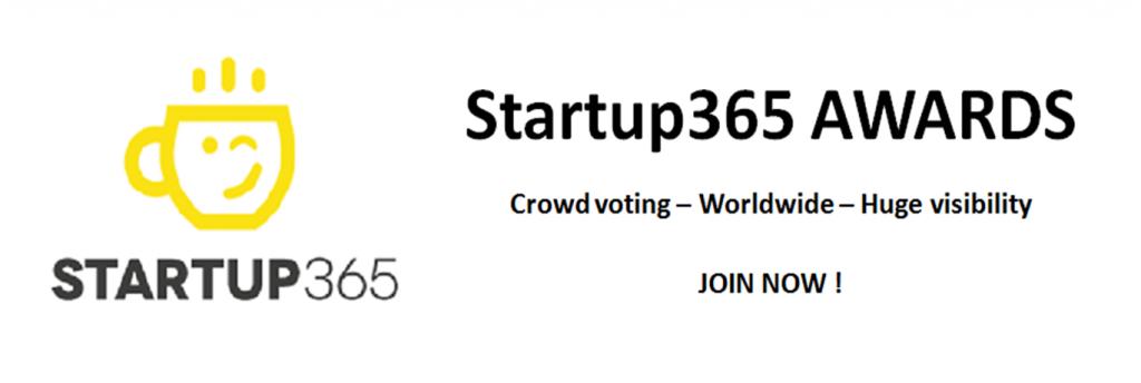 Startup 365 awards