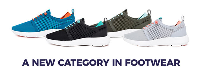 Tropic - The Ultimate Travel Shoe has arrived and is now live on Kickstarter