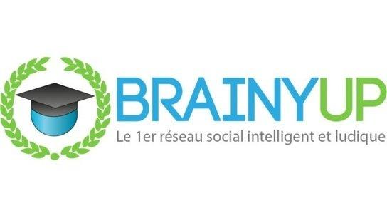 Brainy UP - le premier réseau social intelligent et ludique