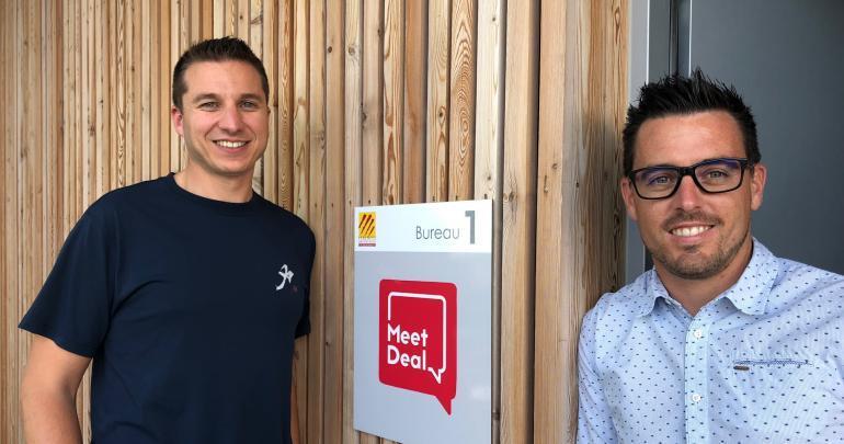 Frédéric Torreilles - Jérémy Clanet - startup Perpignan